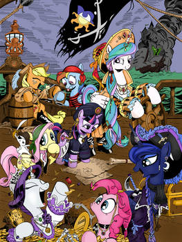 A Pony Pirate Life For Me