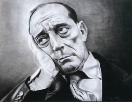Buster Keaton by avintagedreamer