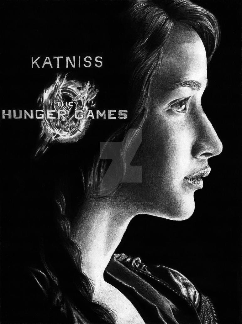 Katniss Everdeen - The Hunger Games by Eternal-Axis