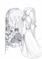 'Dumbledore' by gerre