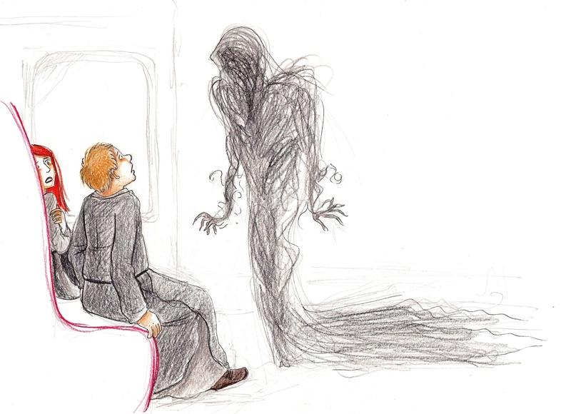 HP marathon film 3 - Neville on the train
