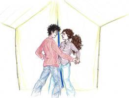 HP marathon film 7 - The dance by gerre