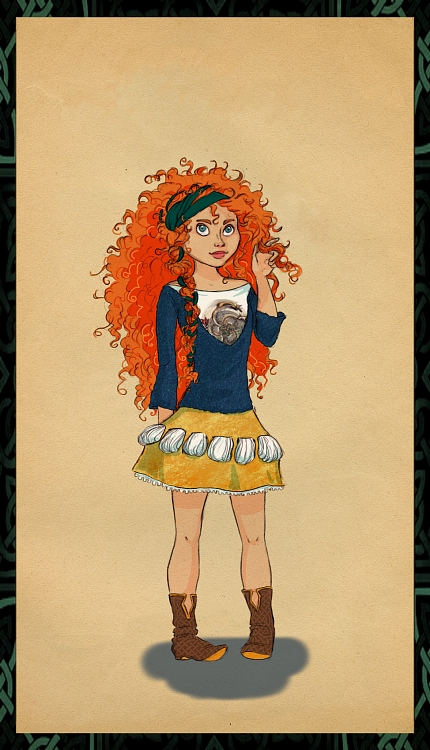 merida by gerre