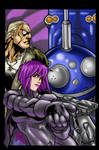 ghost in the shell colors
