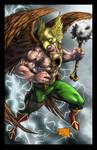 Hawkman Colored