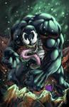 We are Venom colored