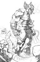 Wolverine 2013 by hanzozuken