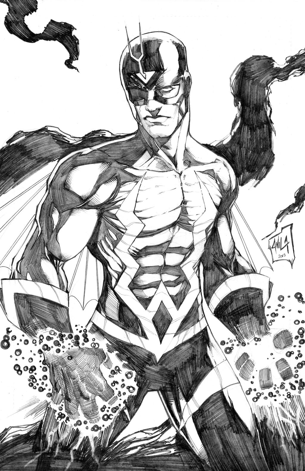 Comfortable Black Bolt Coloring Pages Images - Professional Resume ...