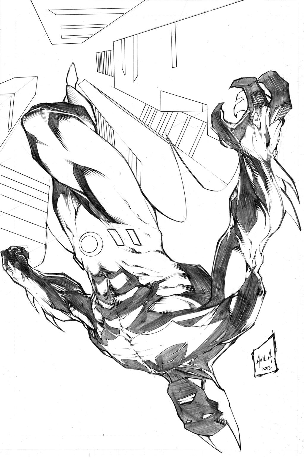 Batman Beyond by hanzozuken on DeviantArt