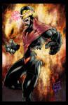 Phoenix Force Cyclops