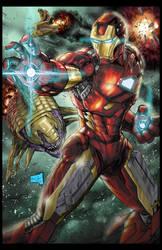 Iron Man 2013 Colors by hanzozuken