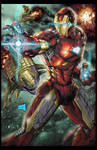 Iron Man 2013 Colors