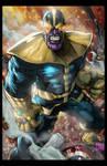 Thanos Colored