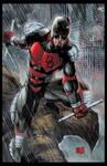 Armored Daredevil Colored