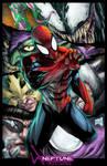 Spiderman for FCBD 2014 Colors