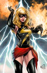 Ms Marvel 2014 Colors