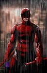 Daredevil 2015 colors