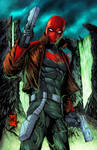 Red Hood Colors