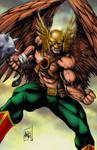 Hawkman Commission Colors