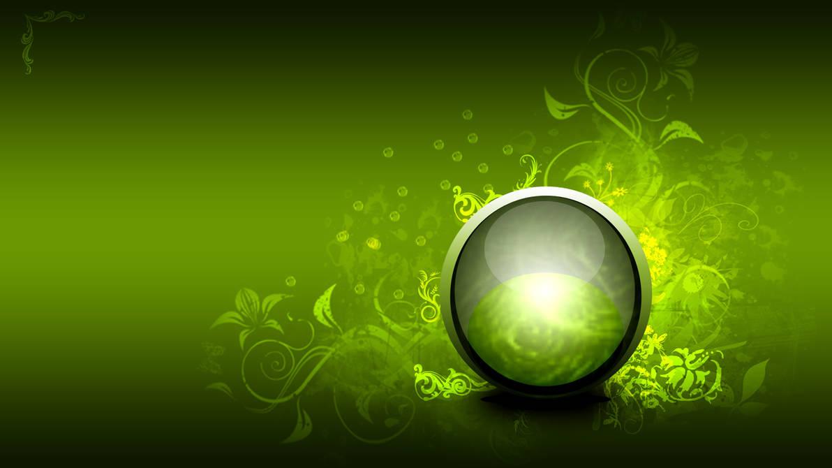 Vector orb ball by levortex