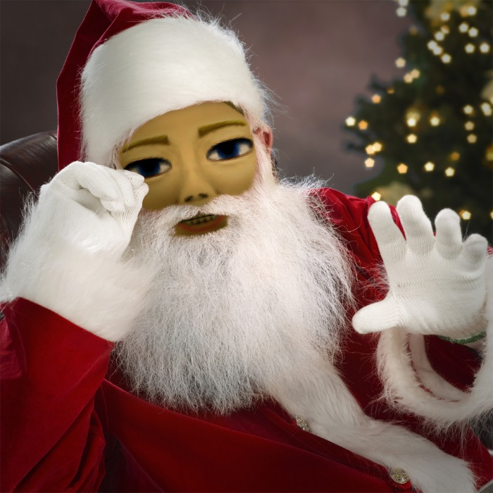 Santa BEN by jayemeraldover9000x