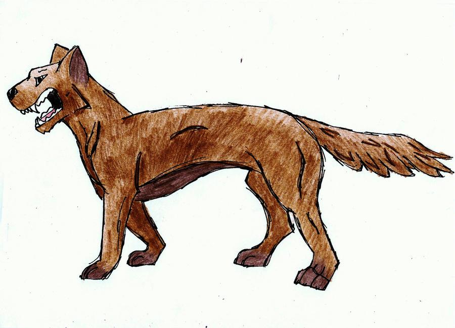 Grr... ARF ARF by Phantom-Wolf42
