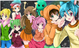 The Amazing World Of Gumball: Anime