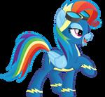 [Rainbow Dash] Rarity Dash