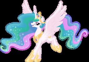 [Princess Celestia] The Movie by Kopcap94