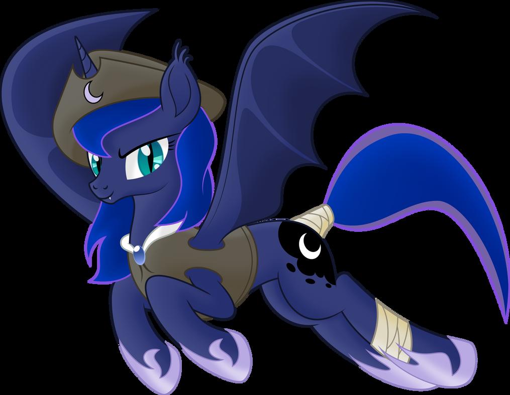 _princess_luna__captain_of_bat_s_pirates