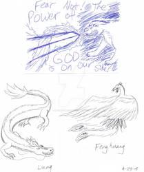 Work Doodles 2