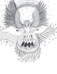 Azula - Seraphim Form