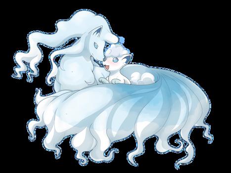 Precious Snow Babes