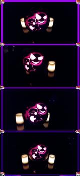 Spoopy Pumpkin by Dexsterpieces