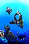 {C.} Scuba Diving Fun