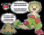 Pokemon Commission Prices