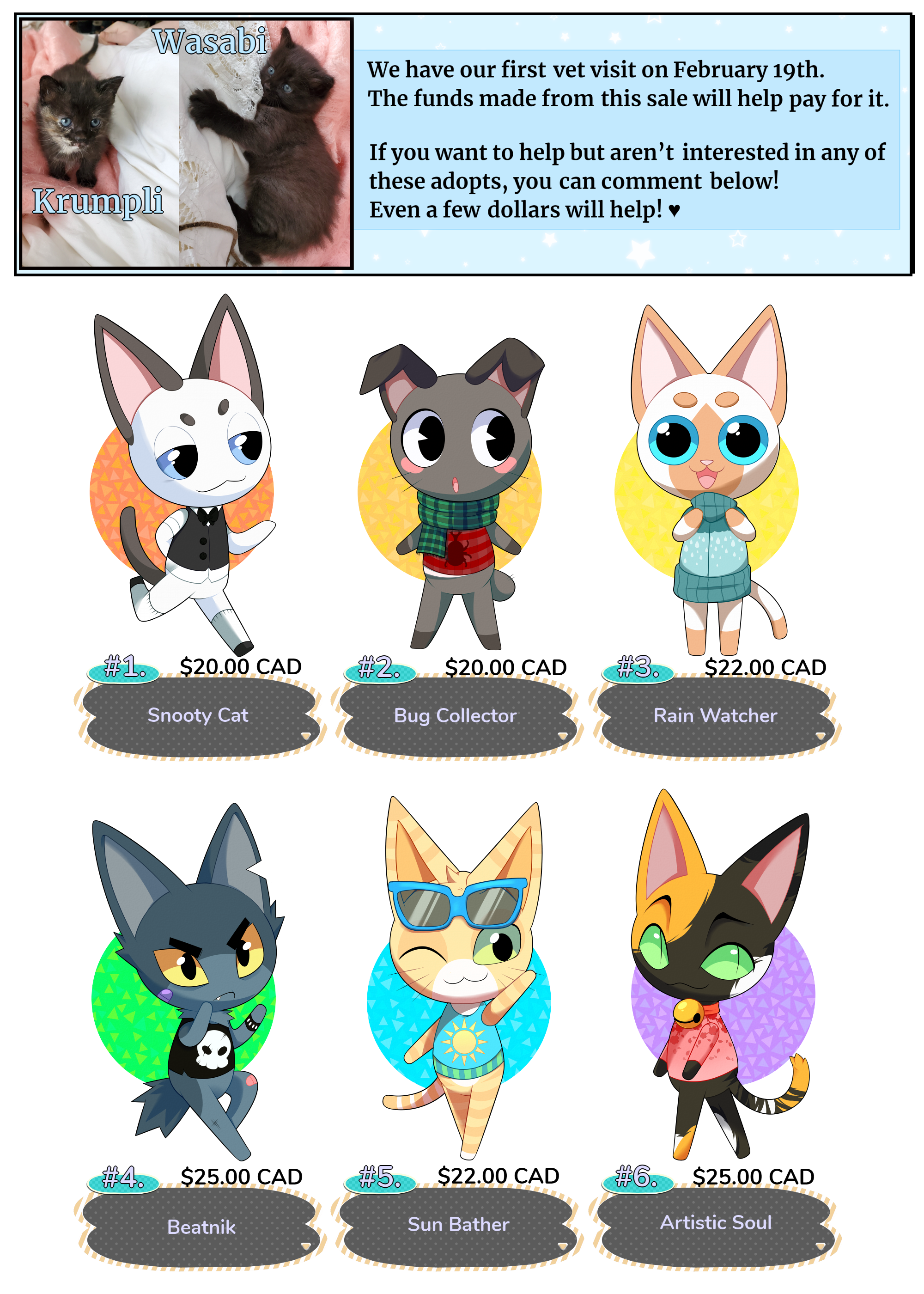 Animal Crossing Cat Villager Adopts By Dexsterpieces On Deviantart