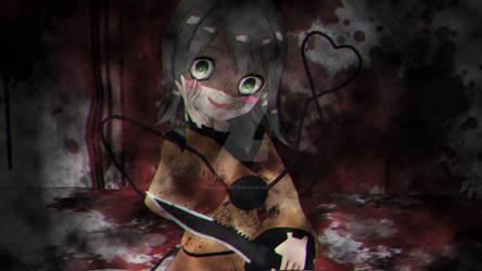 [Touhou MMD] Koishi's Heart Throbbing Adventure
