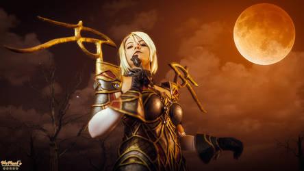Harbinger Janna: Blood Moon