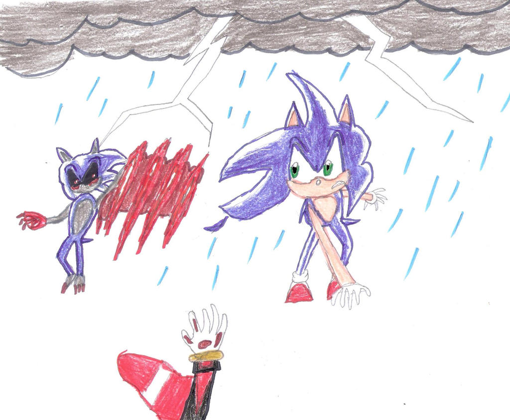 Download sonic exe android - Exe First Blood By Kimonoflareonexe Sonic Vs Sonic Exe First Blood By Kimonoflareonexe