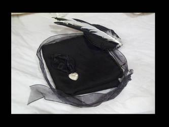 Beaded Wrap Dress Kit by poeticnobody