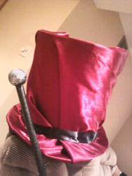 Gentleman's Hat and Cane by poeticnobody