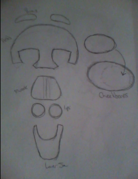 kitty fursuit head template small ver by myinsanebestfriend on deviantart. Black Bedroom Furniture Sets. Home Design Ideas
