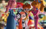 [MMD]Welcome To Mario Kart 8 Deluxe, Inkling Girl!