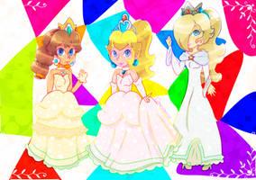 Princess Bride by Luna2528CP