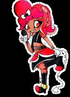 N-Pop Collab: Agent 8 by Luna2528CP