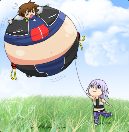 Balloon Inflation Fetish 59