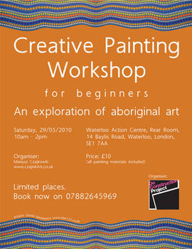 Creative Painting Workshop