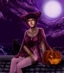 Happy Halloween 2010 by sionra