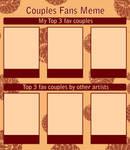 Couples-fans MEME by sionra